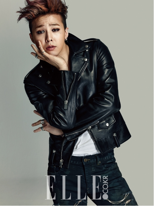 G Dragon 2013 Photoshoot Big Bang's G-Dragon in...