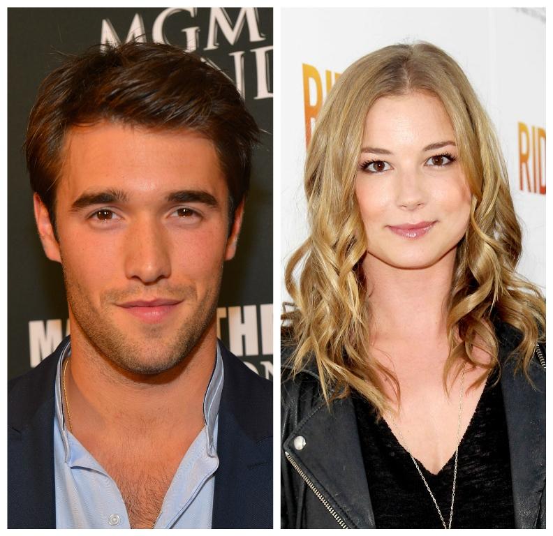'Revenge' Stars Emily VanCamp And Josh Bowman To Finally ...