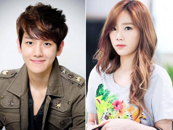 """taeyeon baekhyun dating netizenbuzz [breaking] taeyeon and baekhyun reported to be dating [[more]] """"what are their pet names"""" taeyeon, baekhyun, everything about their dating '11' q: when."""