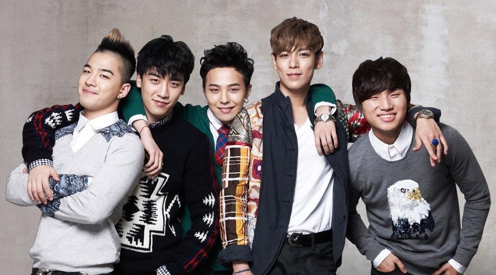Hasil gambar untuk bigbang kpop