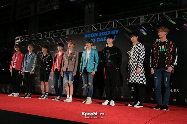 KCON 17 NY Red Carpet - Day 2
