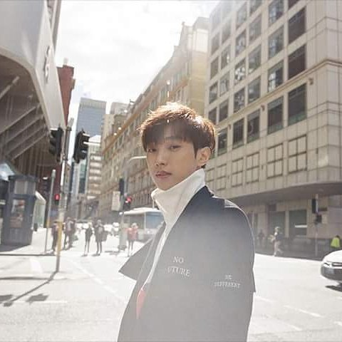 B1A4 Jinyoung's Severe Fever Sends Him To The Hospital