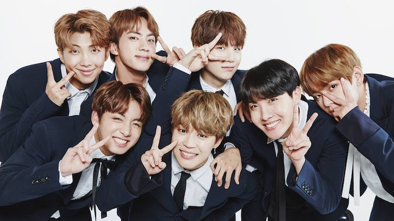 BTS breaks new record on Billboard Hot 100