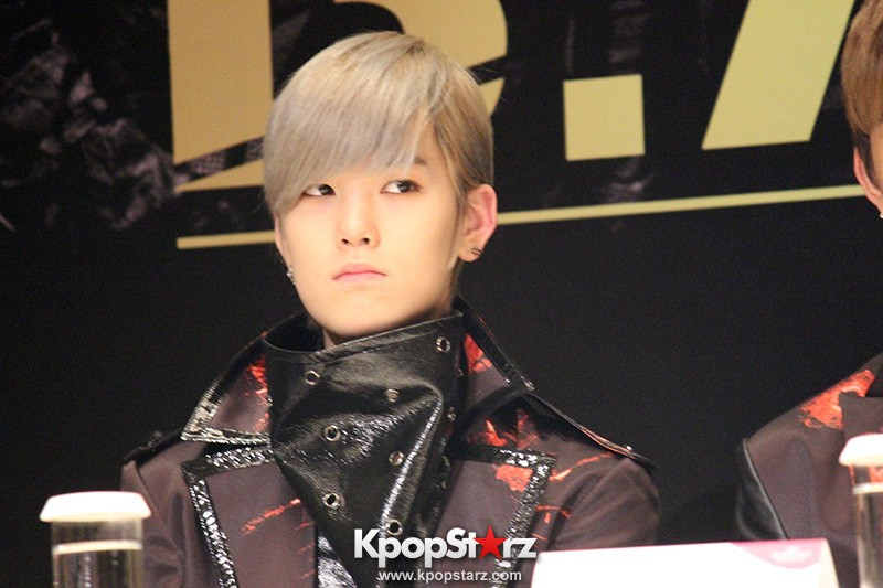 BAP Zelo in 'Live on Earth' in Hong Kong Press Conference ...