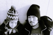 Tiger JK & son Jordan