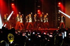 EXO Mesmerizes Malaysia at  '2013 MTV World Stage Live in Malaysia'