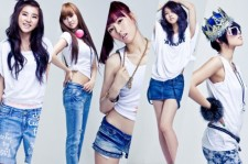 4Minute & G.Na Perform at Seoul Girls Collection