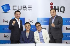 Cube Entertainment and iHQ team up
