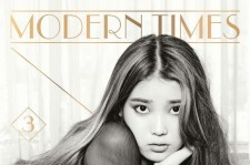 Singer IU to Make Comeback and Releases 'Modern Times' Teaser Image