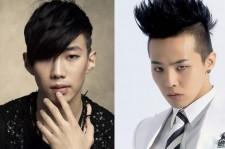 Jay Park, G-Dragon