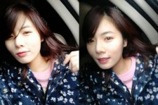 4Minute Hyun Ah's Bare Face - Innocent Angel
