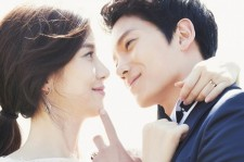 Ji Sung and Lee Bo Young