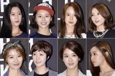 Clara - Park Soo Jin - Song Ji Hyo - Oh Yoon Ah - Yoon So Yi - Choi Yoon Young - Lee Chung Ah - Hong Soo Ah