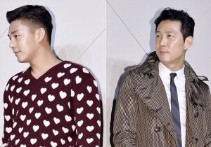 Yoo Ah In-Lee Jung Jae