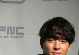 FTISLAND FTHX Press Conference - Jonghoon Focus