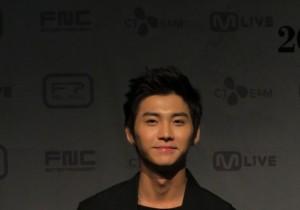 FTISLAND FTHX Press Conference- Song Seunghyun Focus