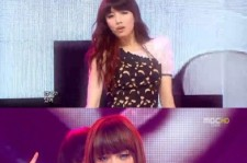 Miss A Suzy's Expression on Stage