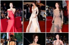 Busan Red Carpet, Coyly Sexy vs Naughtily Exposed?