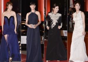 Kim Sunah, Ko Ahra, Nam Gyuri and Kang Yewon