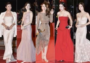 Ha Ji Won, Han Hyo Joo, Yoo In Na, Hwang Woo Seul Hye, Hong Soo Ah