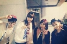 lee hi picture with akdong musician and minzi