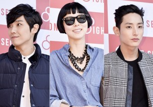 Lee Joon, Kim Na Young and Lee Soo Hyuk