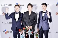 Kim Hyung Joon, Yeon Jung Hoon, Park Seo Joon