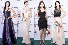 Jun Hye Bin, Kim Hyo Jin, Kim Yoon Hye, Jo Yeo Jung