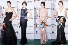 Clara, Lee Yeon Hee, Yoo In Na, So Yi Hyun