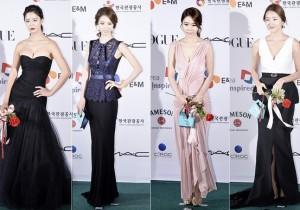 Clara, Lee Yeon Hee, Yoo In Na, So Yi Hyun