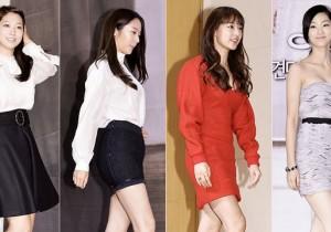 Park Shin Hye - f(x) Krystal - Kim Ji Won - Jun Soo Jin