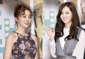 Yoon Eun Hye, Han Chae Ah