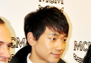 South Korea Superstar Rain Graces The Grand Opening Of MCM Flagship Boutique At Marina Bay Sands, Meets Singapore Media and Fans [PHOTOS]