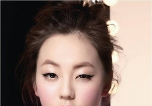 Wonder Girls' Sohee Mature Look For 'MAC'