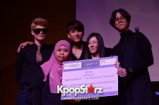 LUNAFLY parties with fans in Malaysia for one year anniversary - Oct 13, 2013 [PHOTOS]
