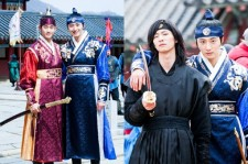 'The Moon that Embraces the Sun' Jung Il Woo