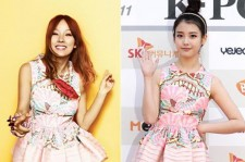 IU vs. Lee Hyo Ri - Who Wore It Better?