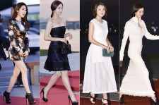 Yoo In Na, Shin Se Kyoung, So Yi Hyun & Jang Yoon Joo