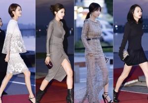 Lee Yo Won, Oh Yoon Ah, Nam Gyu Ri & Yoon Seung Ah