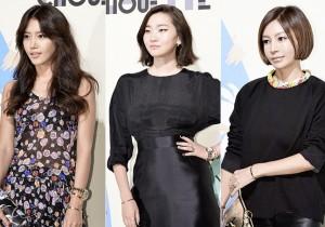 Chae Jung An, Jang Yoon Joo & Hwang Shin Hye