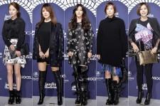 Song Ji Hyo - Um Jung Hwa - Chae Jung An - Choi Kang Hee & Hwang Shin Hye
