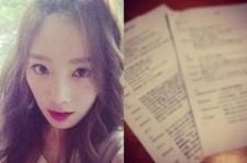 Girls' Generation Taeyeon Gives Spoiler! 'Preparing an Album…'