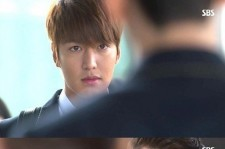 Lee Min Ho Returns to Empire High in 'The Heirs' as Lucifer