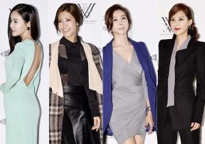 Hwang Woo Seul Hye, Lee Yoon Ji, Han Eun Jung & Oh Hyun Kyoung