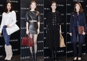 Kim Min Jung, So Yi Hyun, Lee So Yeon & Kim Ji Ho