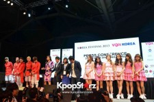 A Pink - NuEst - Sung Dong Il at Vizit Korea Press Conference in Singapore