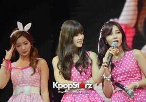 A Pink Adorable and Cute in Performance at 'Secret Garden in Singapore' for Vizit Korea [PHOTOS]