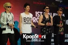 M.I.K 'Get Away' Promo Tour in Malaysia - Oct 26, 2013 [PHOTOS]