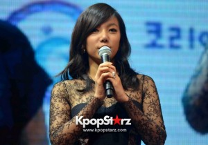Korean Actress Lee Chae Young Makes An Appearance At Korea Festival 2013 – Vizit Korea [PHOTOS]