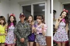 LADIES CODE AND YOO SEUNG HO